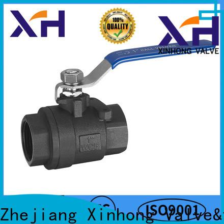 Xinhong Valve&fitting npt ball valve Supply