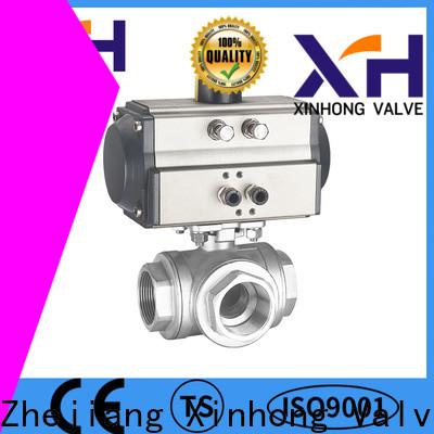 Xinhong Valve&fitting fisher valves factory
