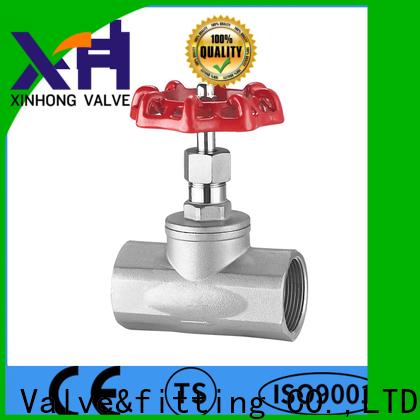 Xinhong Valve&fitting Latest non return valve types company