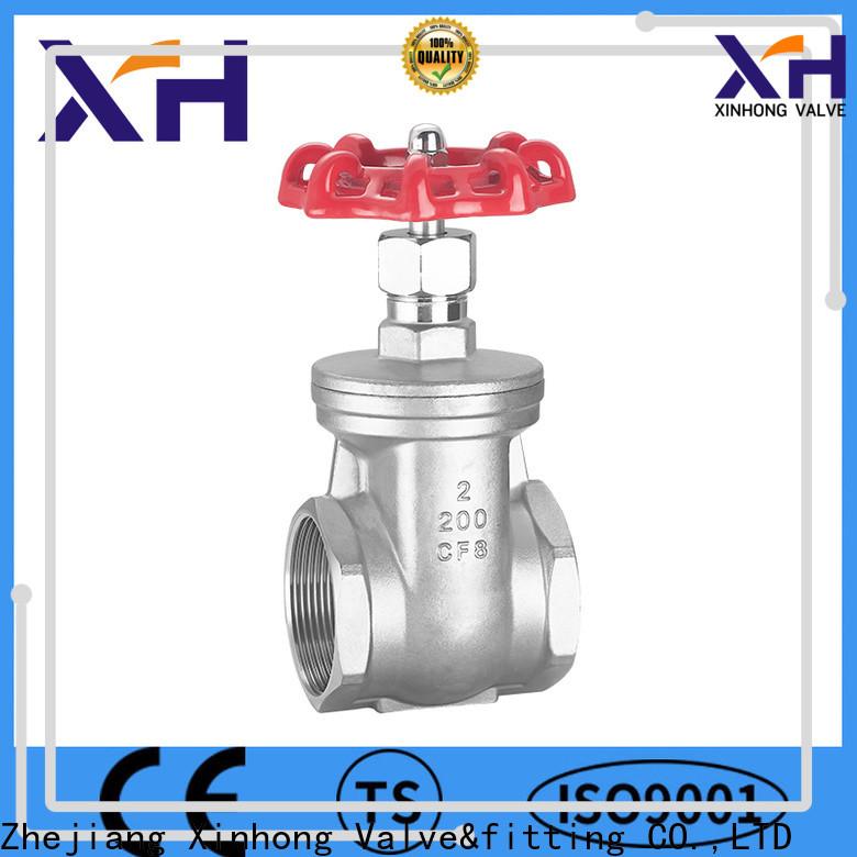 Xinhong Valve&fitting Best high temperature ball valves company