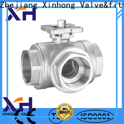 Xinhong Valve&fitting High-quality 2pc ball valve Suppliers