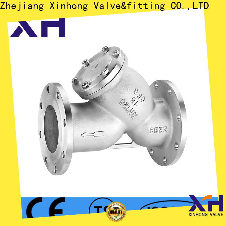 Wholesale ssi y strainer company