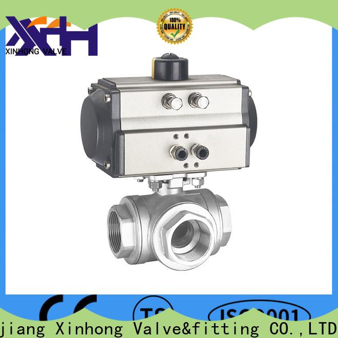 Xinhong Valve&fitting High-quality v ball control valve Supply