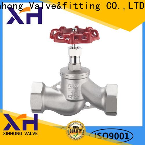Xinhong Valve&fitting solder ball valve factory