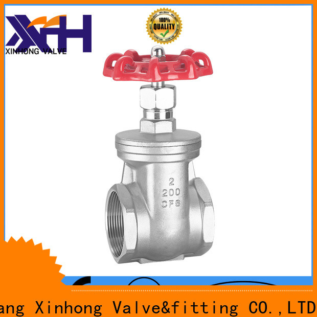 Top swing type check valve factory