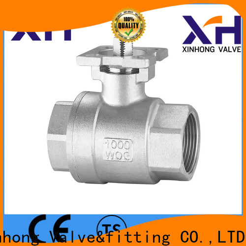 Xinhong Valve&fitting Latest subsea ball valves for business