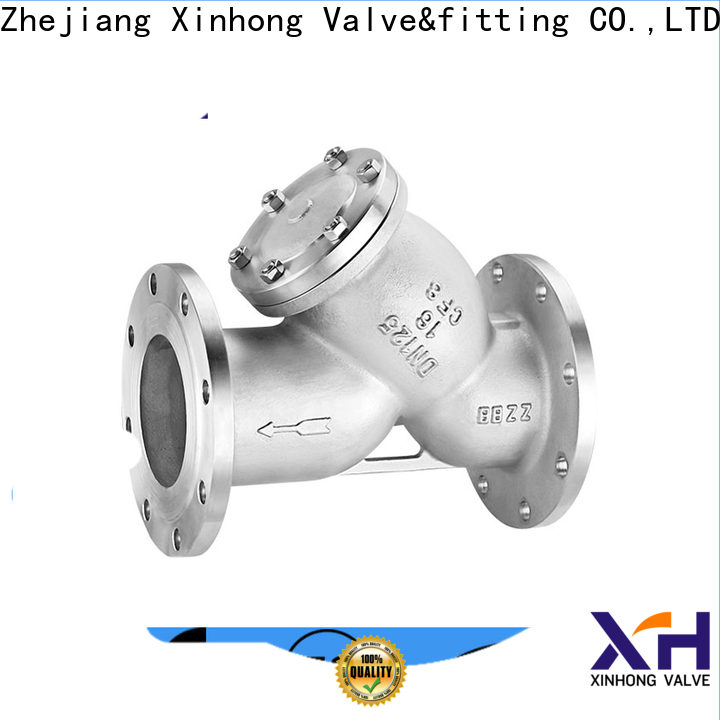 Xinhong Valve&fitting pipeline strainer Suppliers