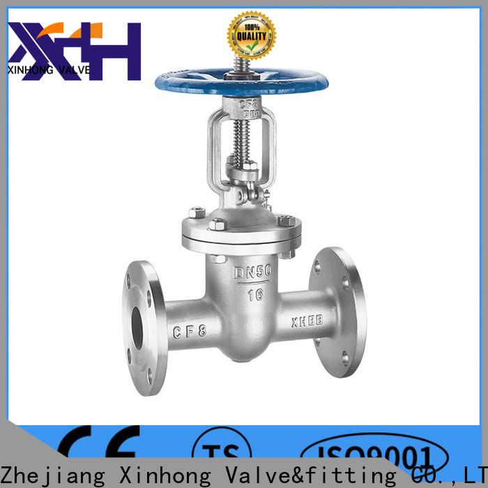 Xinhong Valve&fitting butterfly control valve manufacturers