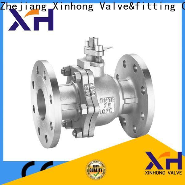 Xinhong Valve&fitting ball and seat valve company
