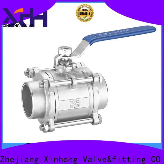Xinhong Valve&fitting dn25 ball valve Supply
