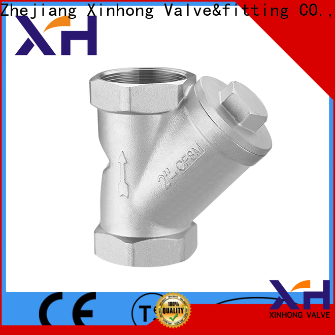 Xinhong Valve&fitting Latest hoffman y strainer Suppliers
