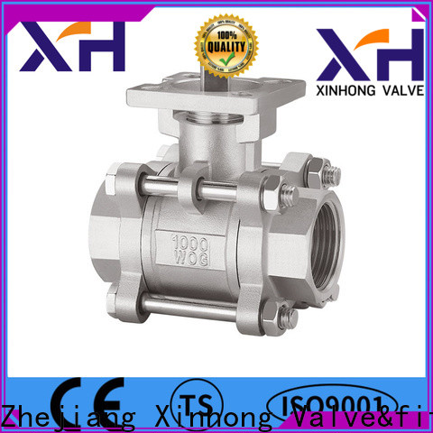 Top industrial check valve factory