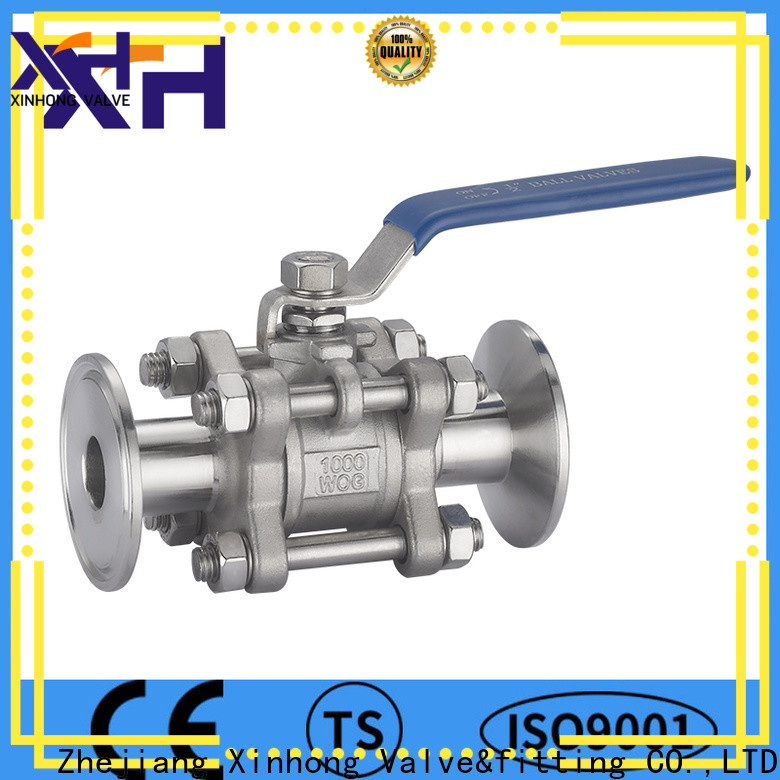 Xinhong Valve&fitting actuated ball valve Suppliers