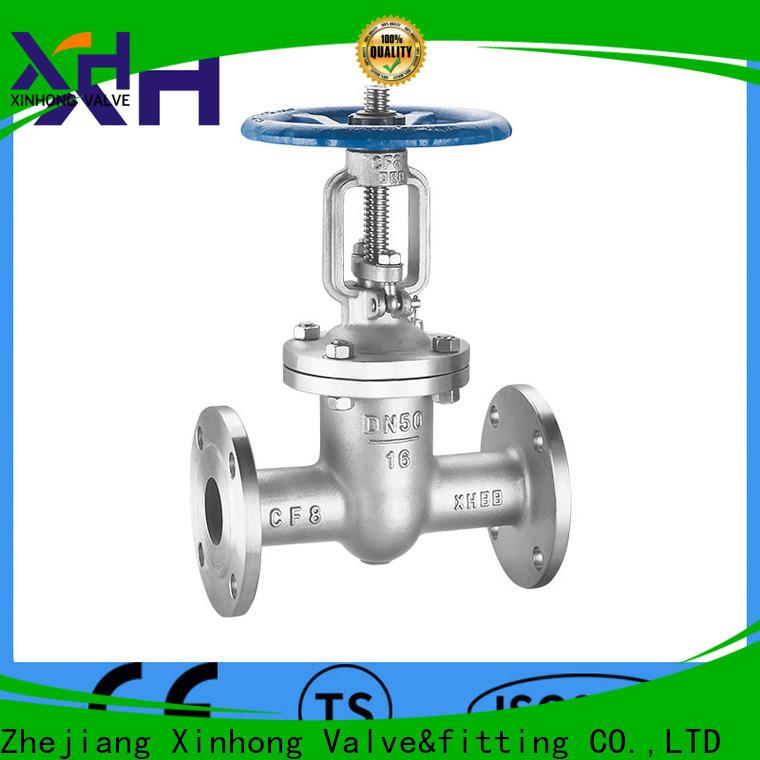 Xinhong Valve&fitting globe valve types Supply