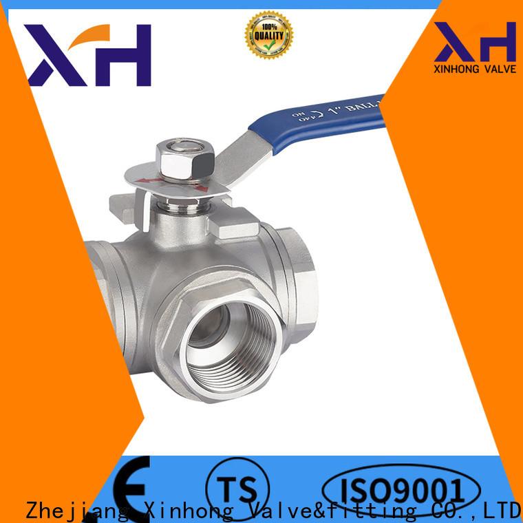 New ball valve control valve manufacturers