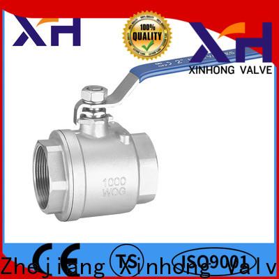Custom automatic ball valve Supply