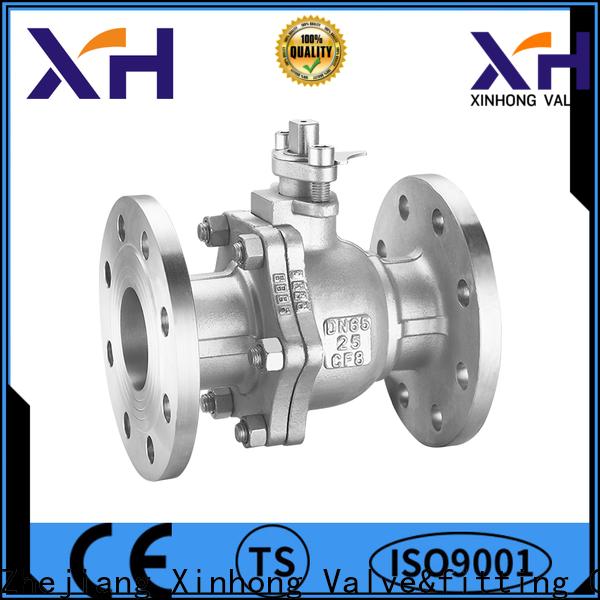 Xinhong Valve&fitting 2 ips ball valve factory