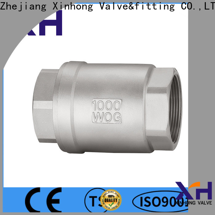 Xinhong Valve&fitting Best ball valve check valve company