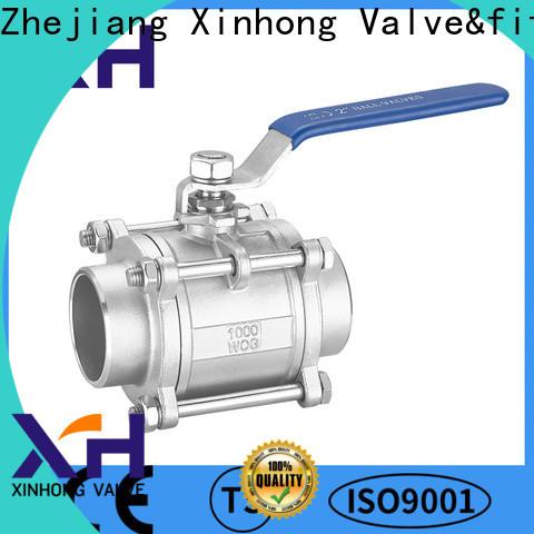 Xinhong Valve&fitting Top 1 ball valve sweat manufacturers