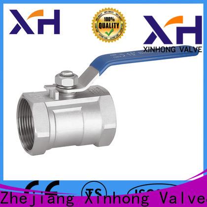 Xinhong Valve&fitting high pressure ball valve Suppliers