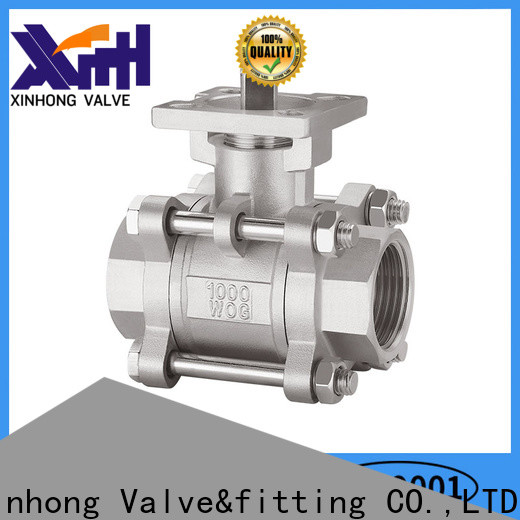 Xinhong Valve&fitting Wholesale forged steel valves factory