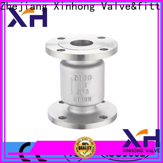 Xinhong Valve&fitting Top forged steel globe valve Supply