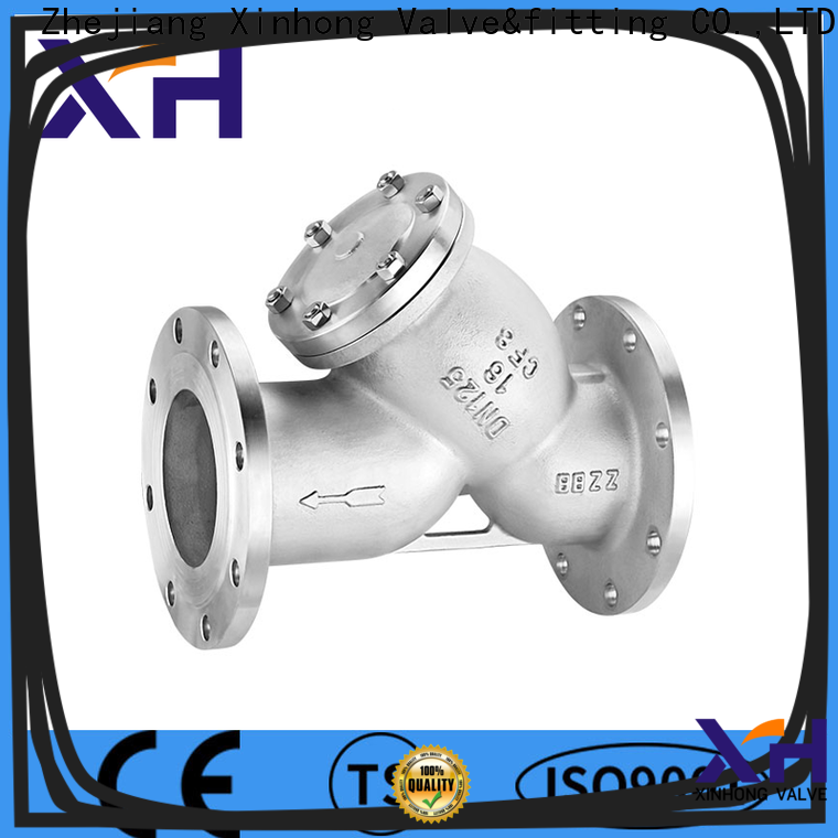 Xinhong Valve&fitting High-quality strainer suction company
