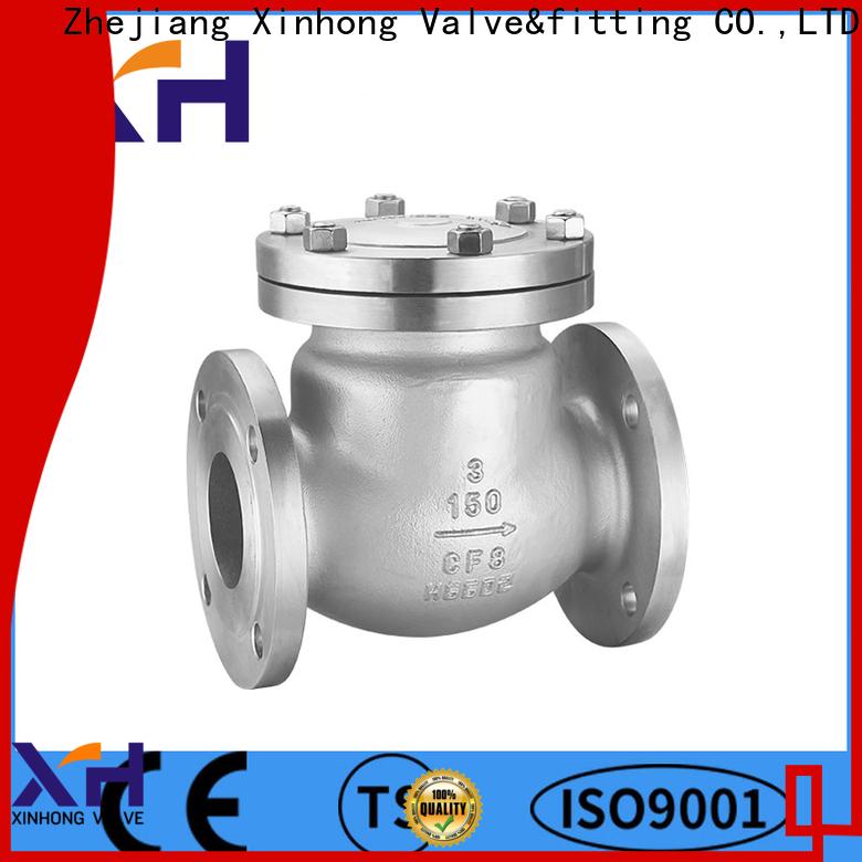 Xinhong Valve&fitting pvc ball valve company