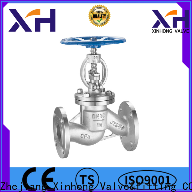 Xinhong Valve&fitting plastic valve factory