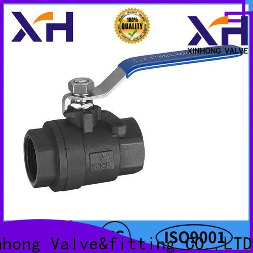 Xinhong Valve&fitting Best 8 pvc ball valve Suppliers