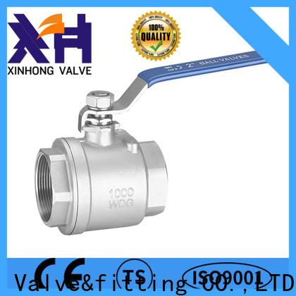 Xinhong Valve&fitting 3 pc ball valve company