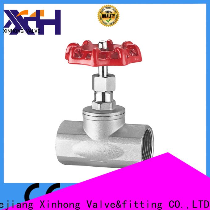Xinhong Valve&fitting New linear globe valve for business
