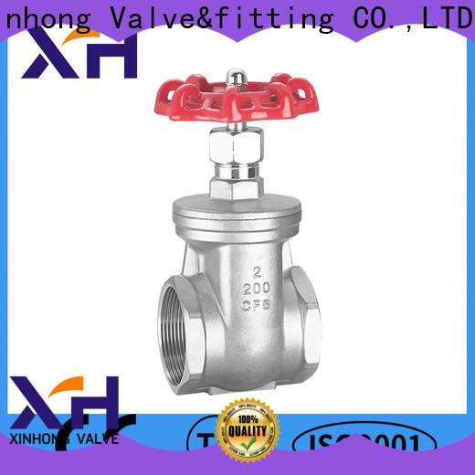 Xinhong Valve&fitting flowvalve factory