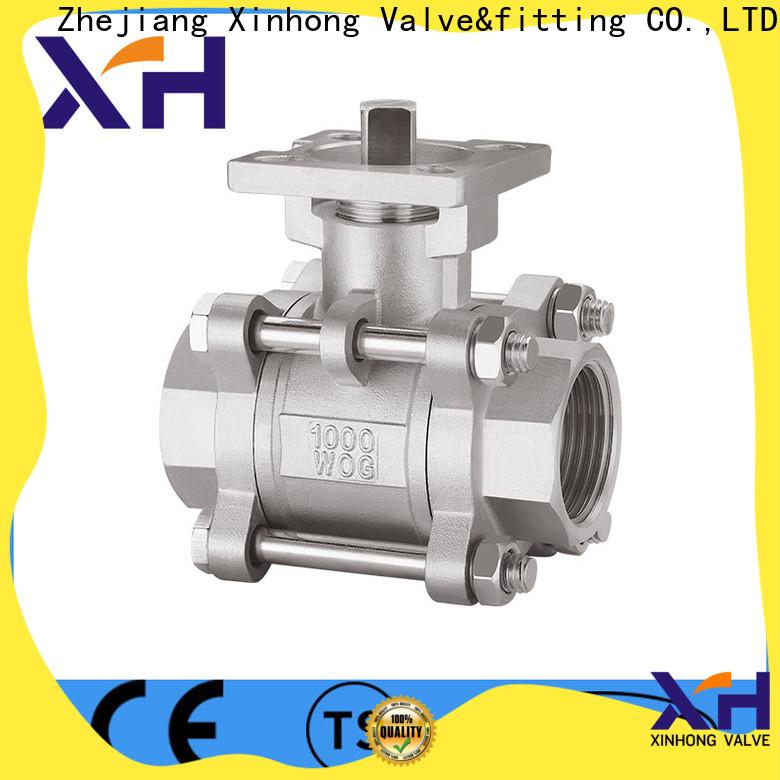 Xinhong Valve&fitting Custom propress ball valve Suppliers