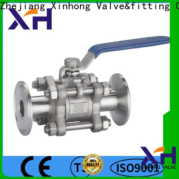 Xinhong Valve&fitting press ball valve manufacturers