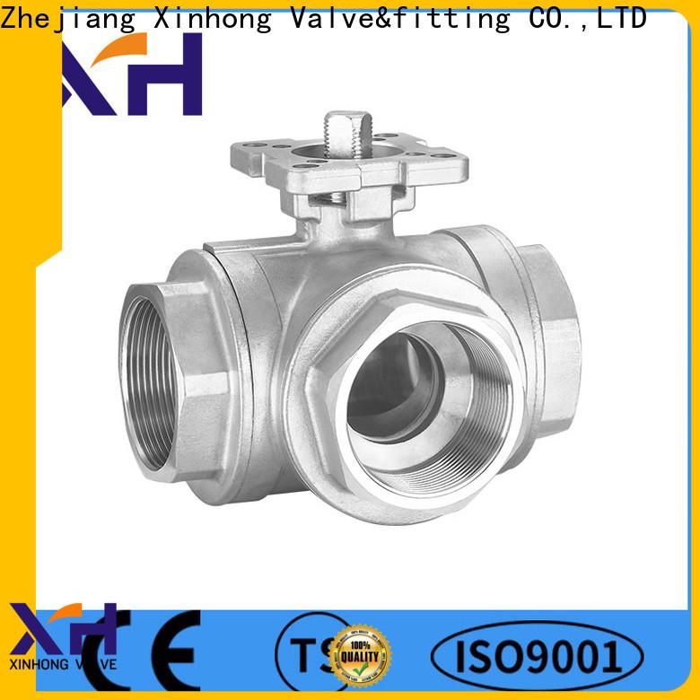 Xinhong Valve&fitting knife valve factory