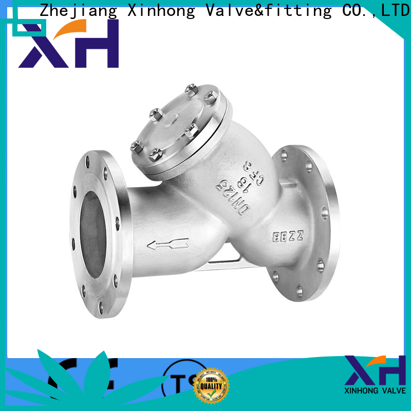 Xinhong Valve&fitting y type strainer suppliers company