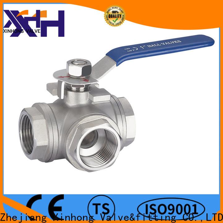 Xinhong Valve&fitting Best 3 inch pvc valve Supply