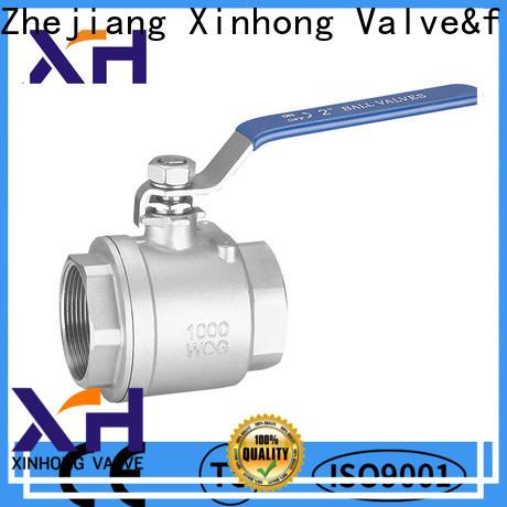 Xinhong Valve&fitting 4 inch ball valve Suppliers