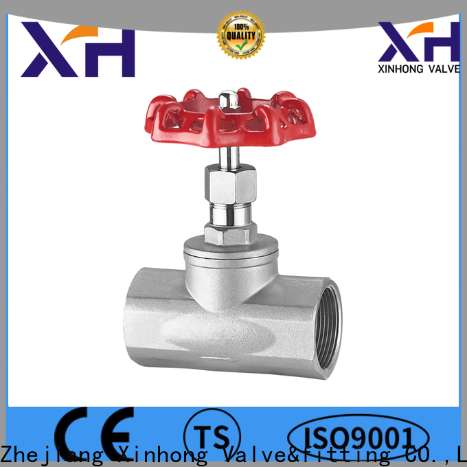 Xinhong Valve&fitting global valves and fittings company