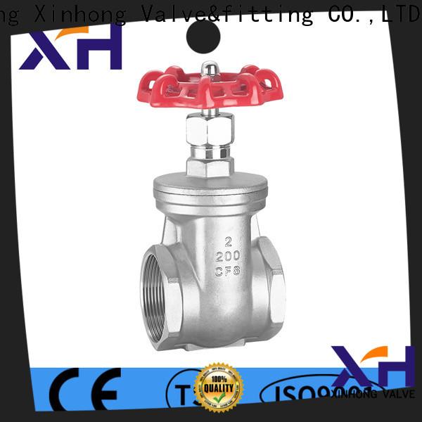 Xinhong Valve&fitting Top swing type check valve factory