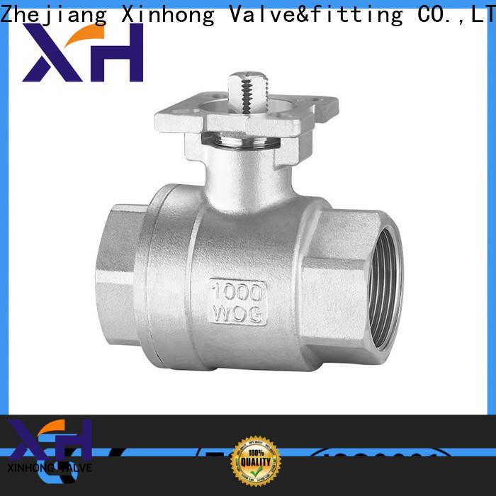 Xinhong Valve&fitting Best ball fix valve manufacturers