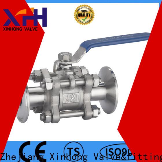 Xinhong Valve&fitting Custom wafer ball valve manufacturers