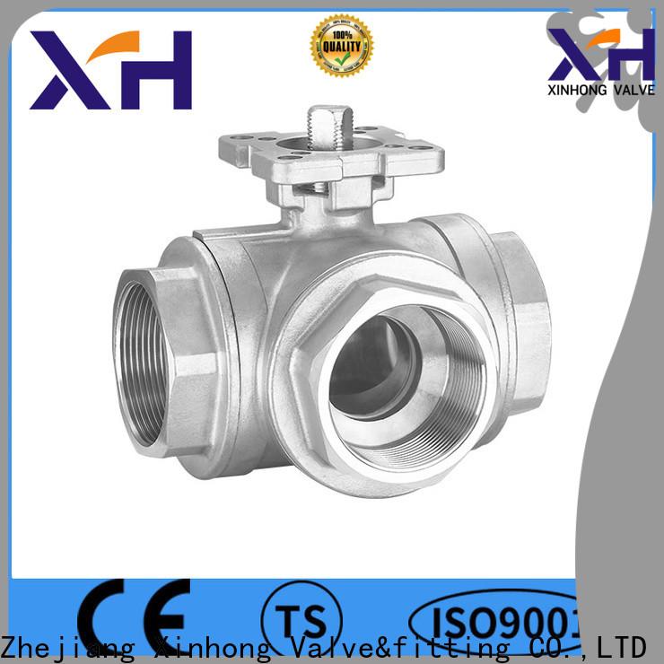 Xinhong Valve&fitting ball fix valve manufacturers