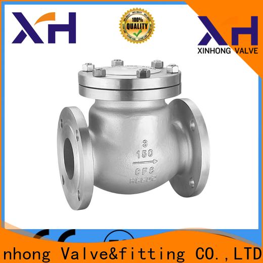 Xinhong Valve&fitting ball valve check valve factory