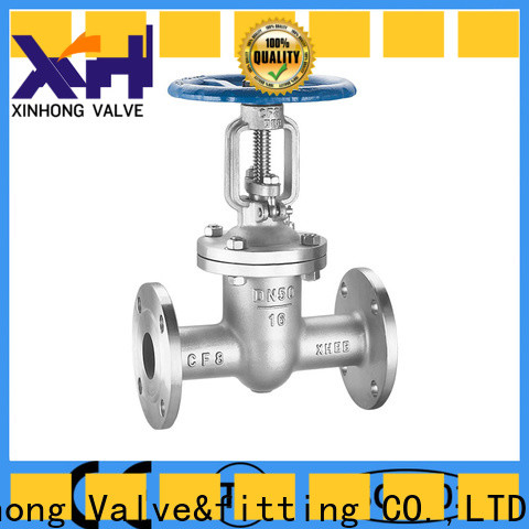 Xinhong Valve&fitting gate valve working for business