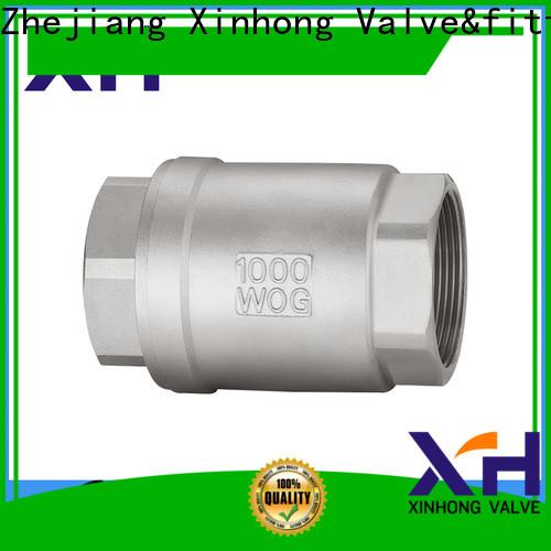 Xinhong Valve&fitting Top bronze globe valve factory