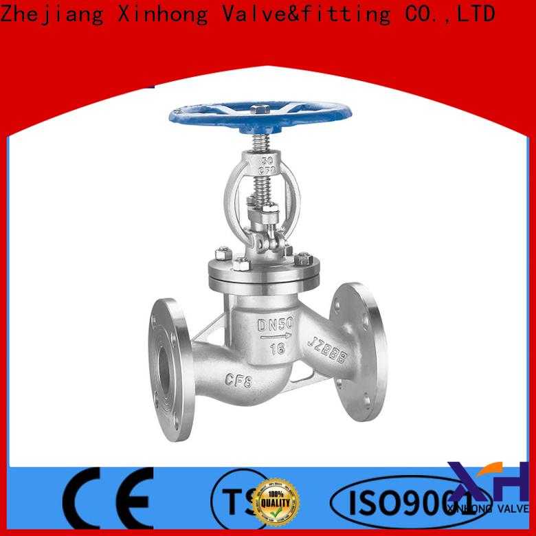 Xinhong Valve&fitting High-quality regulating globe valve manufacturers