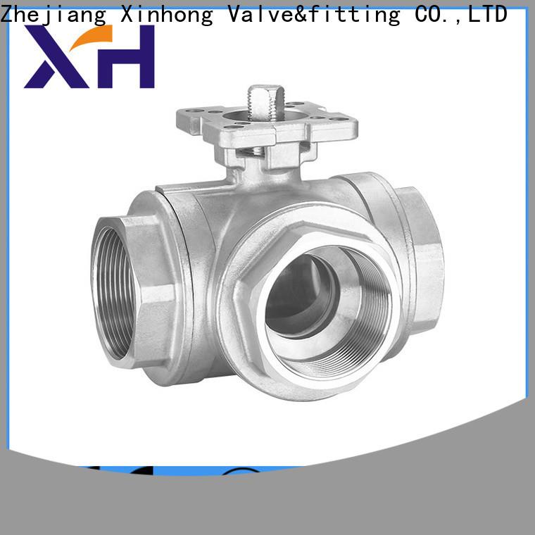 Xinhong Valve&fitting brass union ball valve for business