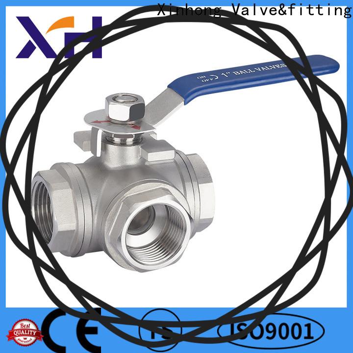 Xinhong Valve&fitting best ball valve manufacturer Supply